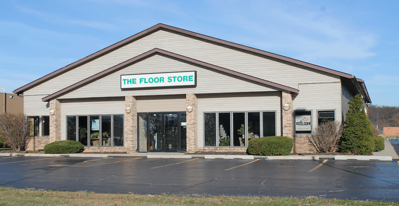 The Floor Store office is located on Boyd Blvd in La Porte
